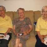 May 2010 at Westminster Suncoast with friends Dollie Pettis and Jean Howie