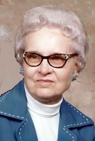 Letha Marie Benton obituary photo