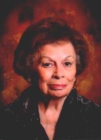 Martha Koubalene Gould obituary photo