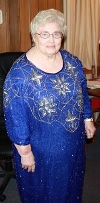 Wilma Jean Sword obituary photo