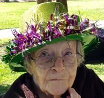 Frances Joyce Spencer Santa Cruz obituary photo