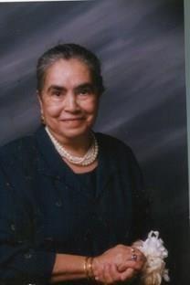 Magdalen Maria Daniel obituary photo
