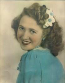 Rita Mary Yerxa obituary photo