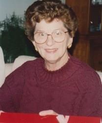 Mary Nell Kaufman obituary photo