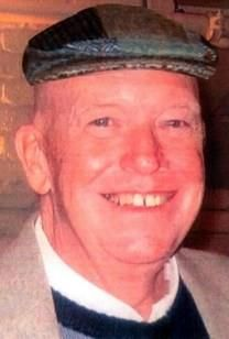 John Francis Reddington obituary photo