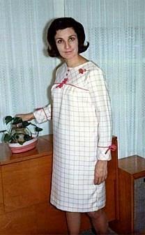 Helen Louise Bevan obituary photo