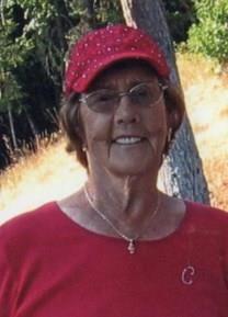 Gladys Lea Nelson obituary photo