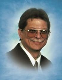 Keith Edward Stevenson obituary photo