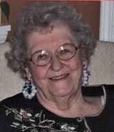 Dorothy Warren obituary photo