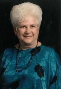 Dorothy Jane Fogle Watts obituary photo