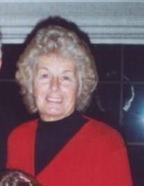 Inge M. Mackey obituary photo