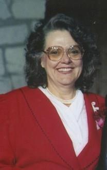 Ruth Ann Harris obituary photo