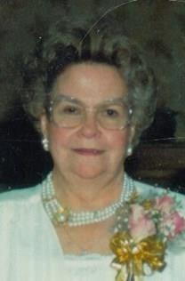 Helen Ruth Breeden obituary photo
