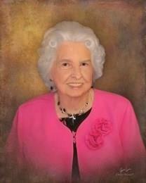 Marjorie Ellene Summerhill obituary photo