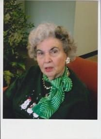 Wilma Gladys Cantrell obituary photo