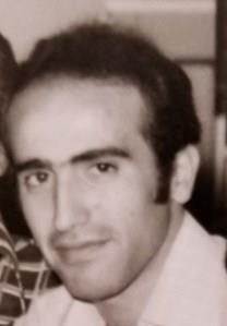 Avedis I. Garabedian obituary photo