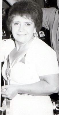 Emma Escarzaga Gutierrez obituary photo