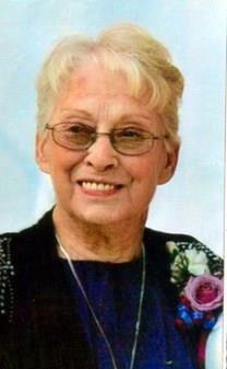 Doris Clarice Vickstrom obituary photo
