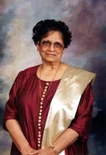 Louisa George obituary photo