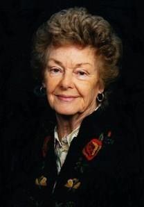 Ruth Ruth Horne obituary photo