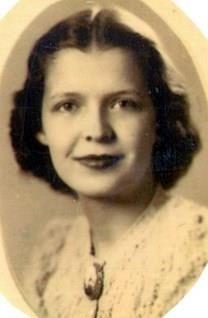 Thelma Lucille Broaddus Allan obituary photo
