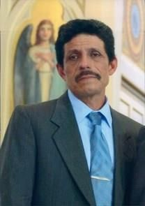 Mario Mendoza Ortega obituary photo