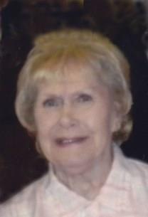 Carol Jean Schweizer obituary photo