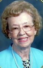 Jean Bond Hill obituary photo