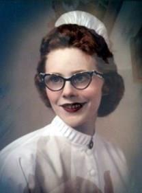Judith Claire LATTER obituary photo