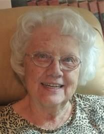 Carol Gustafson Weddle obituary photo