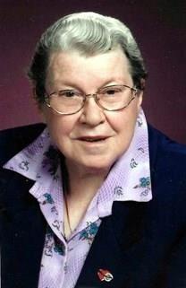 Francys Jeanice Lyons obituary photo