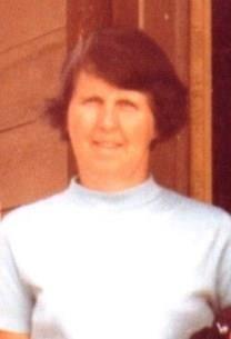 Marjorie L. Daly obituary photo