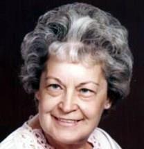 Edith F. Cameron obituary photo