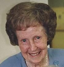 Ruth Irene Graham obituary photo