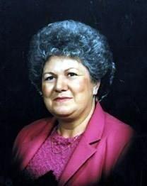 Lucille Evon Van Pelt obituary photo