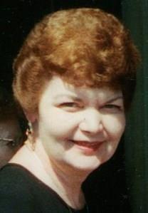 Janet Eileen Dickinson obituary photo