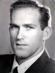 Perley Walter Gates obituary photo