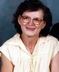 Margaret Louise Riggs obituary photo