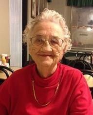 Anna P. Calvin obituary photo