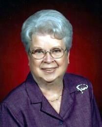 Sara E. Burdette obituary photo