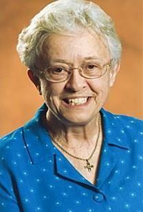 Bernadette Metzger obituary photo