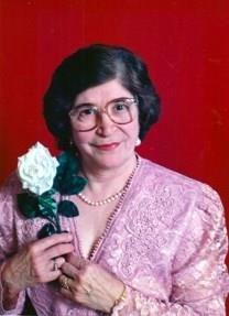Maria Luisa Escobar obituary photo