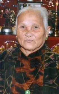 Phung Kim Bui obituary photo