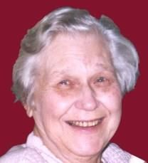 Genevieve McNamee obituary photo