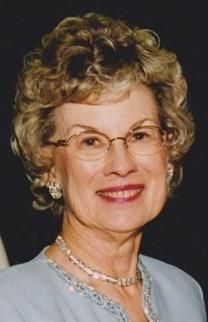 Mary Ann Flock obituary photo