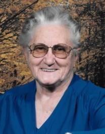Imogene Fitch obituary photo