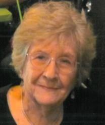 Elizabeth Gertrude Napper obituary photo