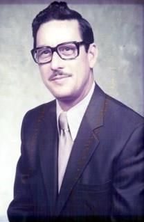Gene Gene Gass obituary photo
