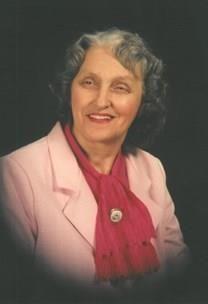 Barbara Jean Haddock obituary photo