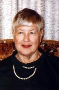 Marge Ann Chisholm obituary photo